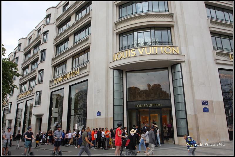 香榭麗舍大道(Avenue des Champs-Élysées)05