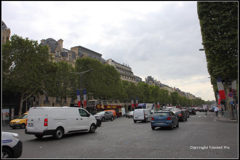 香榭麗舍大道(Avenue des Champs-Élysées)06