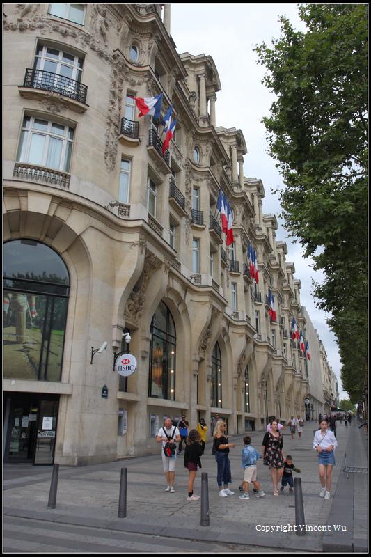 香榭麗舍大道(Avenue des Champs-Élysées)07