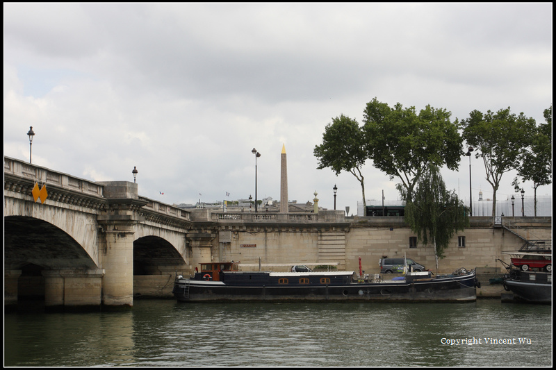 巴黎塞納河沿岸(Paris, rives de la Seine)08