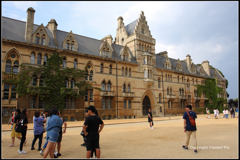 牛津大學(University of Oxford)12