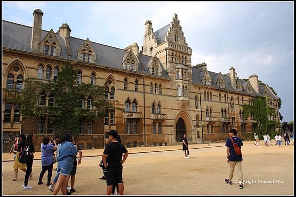 牛津大學(University of Oxford)12
