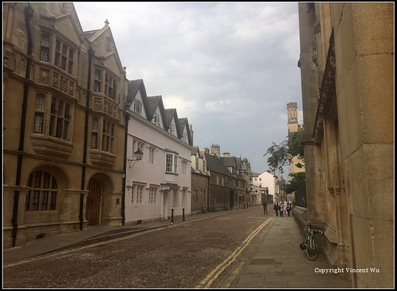 牛津大學(University of Oxford)17