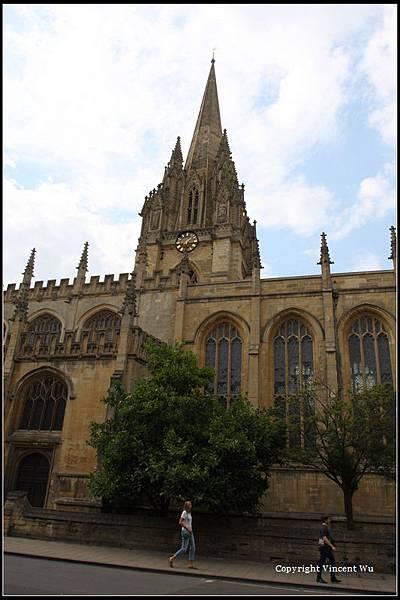 牛津大學(University of Oxford)19