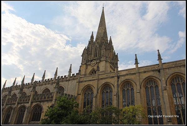 牛津大學(University of Oxford)20