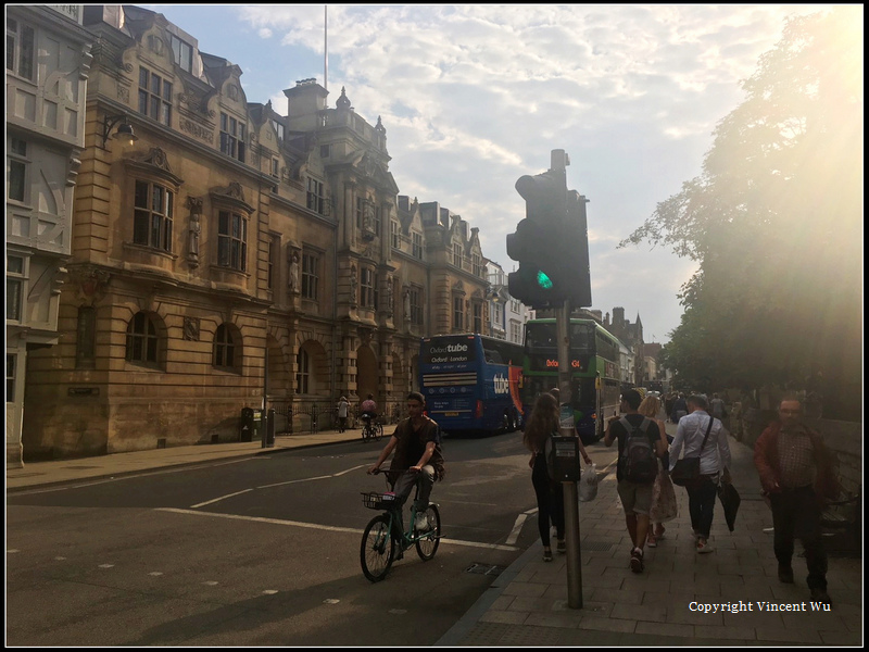 牛津大學(University of Oxford)21