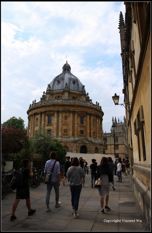牛津大學(University of Oxford)22