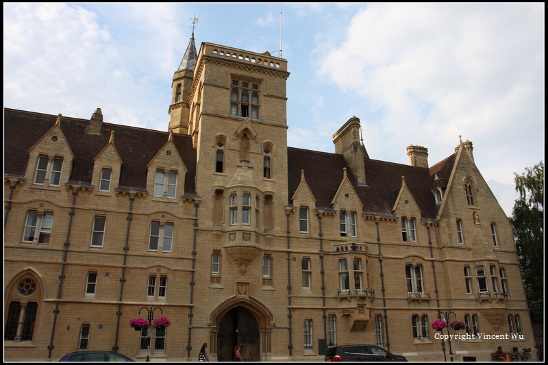 牛津大學(University of Oxford)28