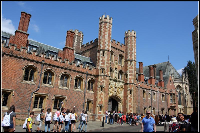 劍橋大學(University of Cambridge)14