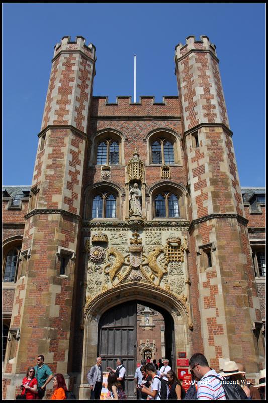 劍橋大學(University of Cambridge)15