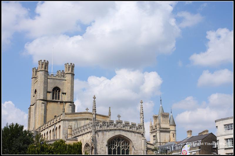劍橋大學(University of Cambridge)21
