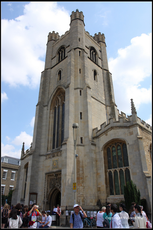 劍橋大學(University of Cambridge)22
