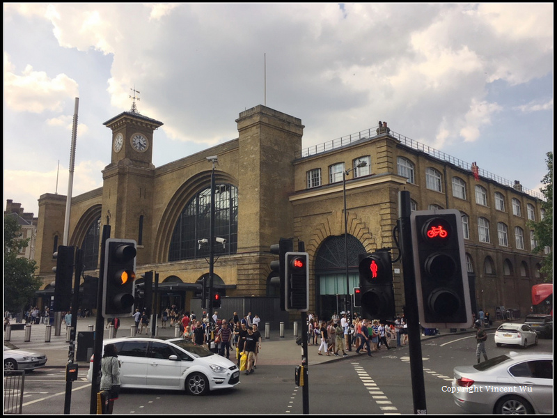 國王十字車站(King's Cross Station)01