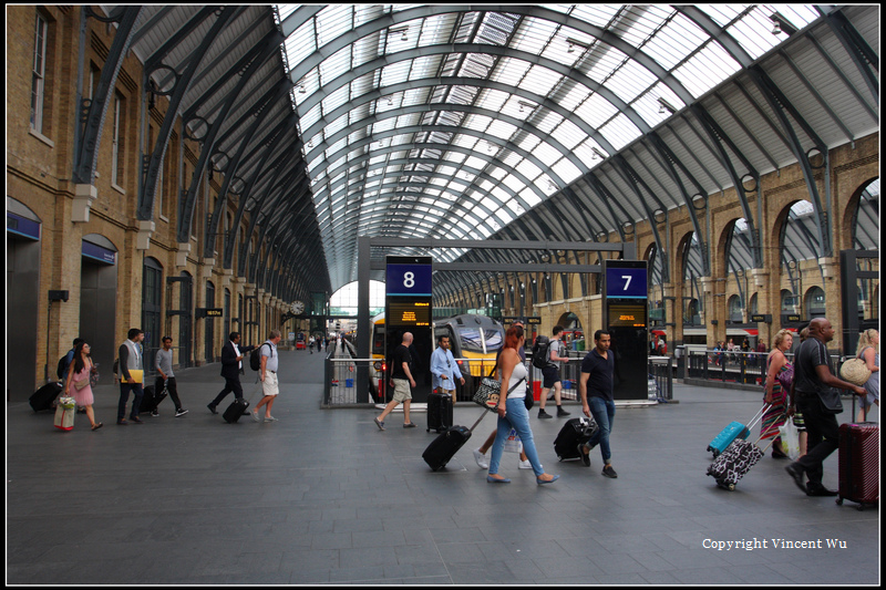 國王十字車站(King's Cross Station)02