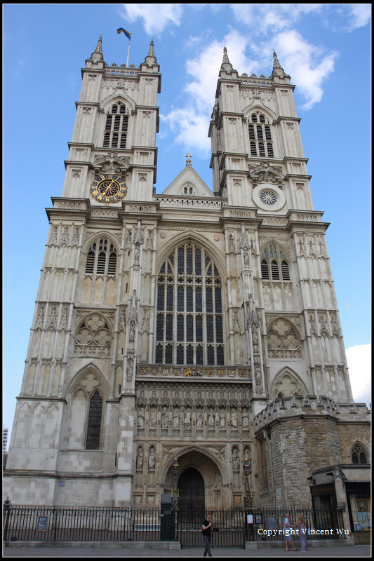 西敏寺(Westminster Abbey)01