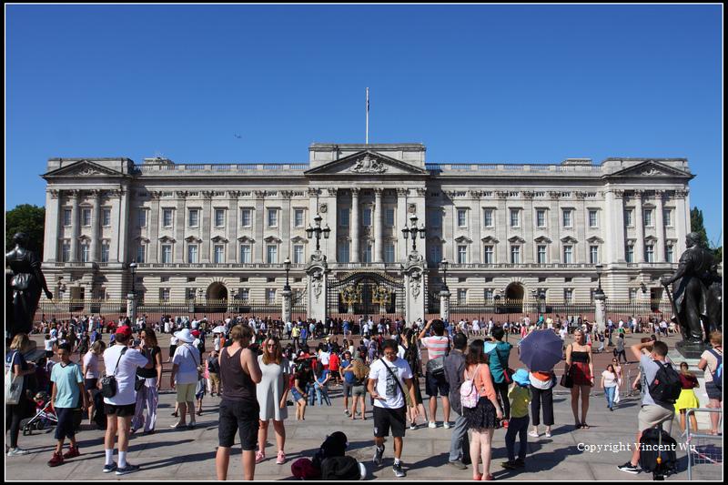 白金漢宮(Buckingham Palace)01