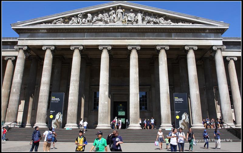 大英博物館(British Museum)01