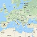 地圖_英法