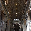 聖彼得大教堂(Basilica di San Pietro/St Peter's Basilica)11