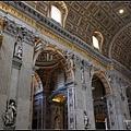 聖彼得大教堂(Basilica di San Pietro/St Peter's Basilica)14