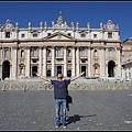聖彼得大教堂(Basilica di San Pietro/St Peter's Basilica)27