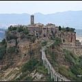 白露里冶奧(Civita di Bagnoregio)