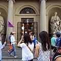 聖母百花大教堂(Il Duomo di Firenze Cattedrale di S. Maria del Fiore/Duomo Florence Cathedral of S. Maria del Fiore)
