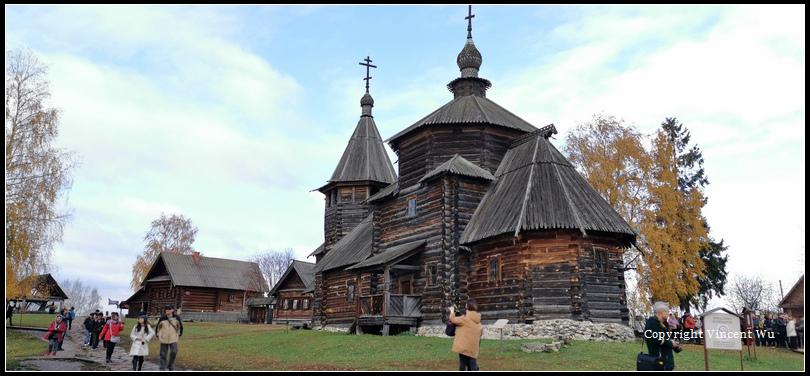 木製建築博物館(Музей Деревянного Зодчества/The Museum of Wooden Architecture)17