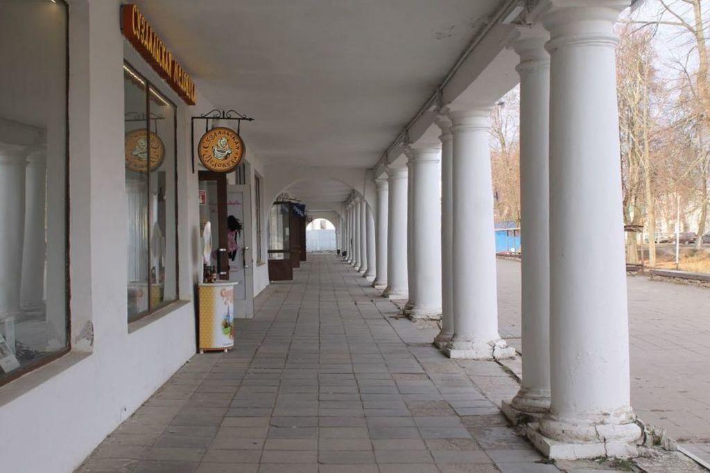 蘇茲達爾購物商場