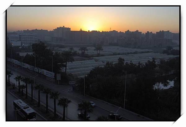 開羅(Cairo)Horizon Pyramids Hotel09