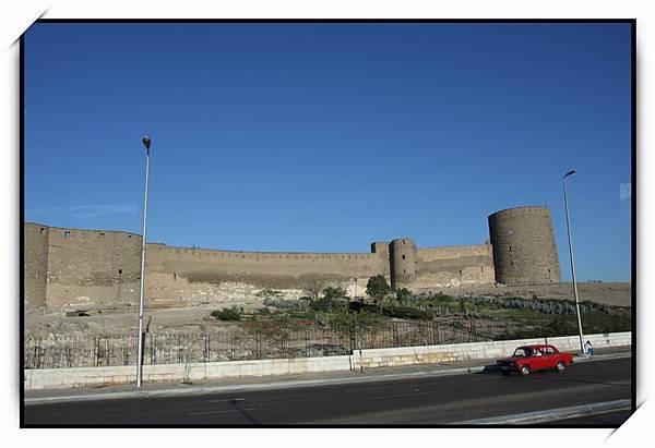 薩拉丁城堡(Citadel of Salah Al-Din)01