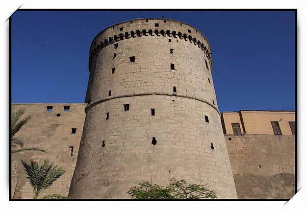 薩拉丁城堡(Citadel of Salah Al-Din)03