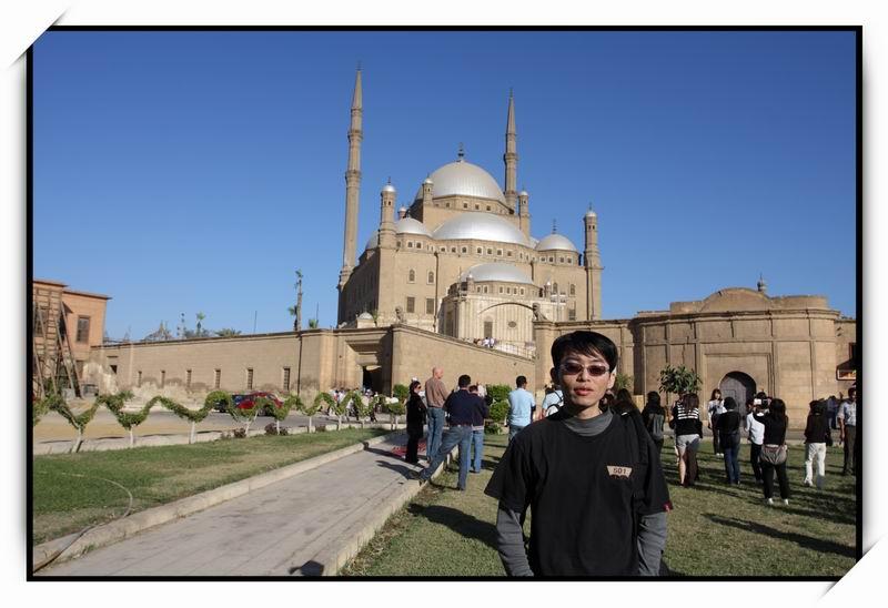 穆罕默德阿里清真寺(Mohamed Ali Mosque)01