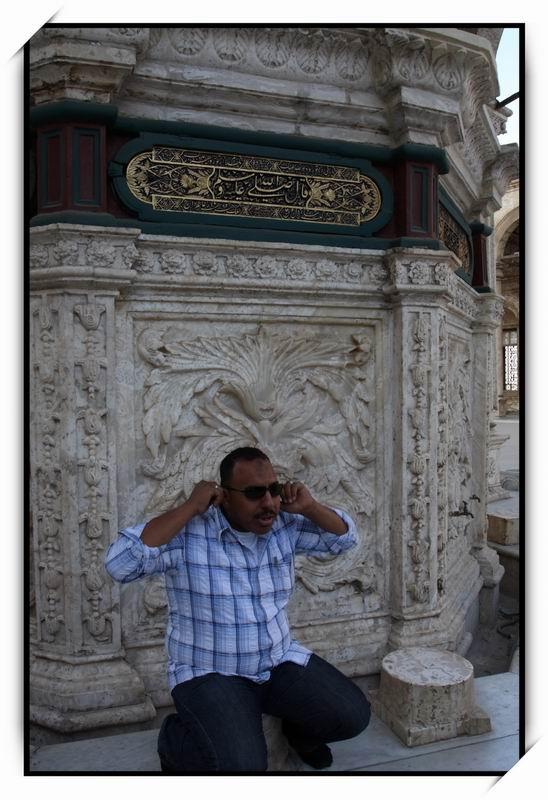 穆罕默德阿里清真寺(Mohamed Ali Mosque)10