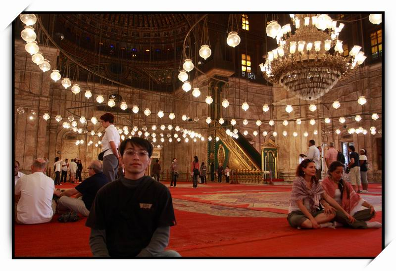 穆罕默德阿里清真寺(Mohamed Ali Mosque)13