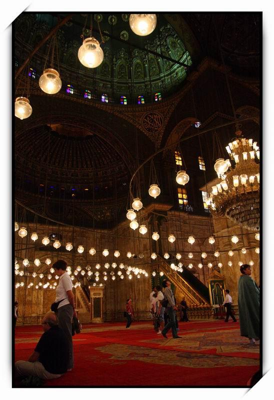 穆罕默德阿里清真寺(Mohamed Ali Mosque)14