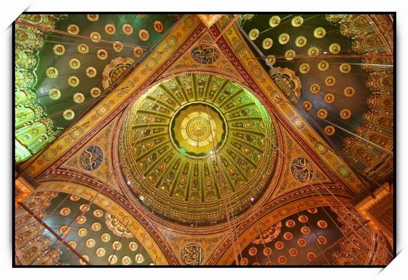 穆罕默德阿里清真寺(Mohamed Ali Mosque)15