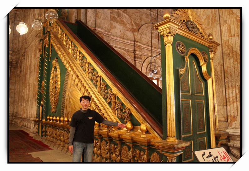穆罕默德阿里清真寺(Mohamed Ali Mosque)18