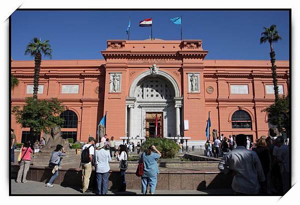 開羅博物館(Egyptian Museum)02