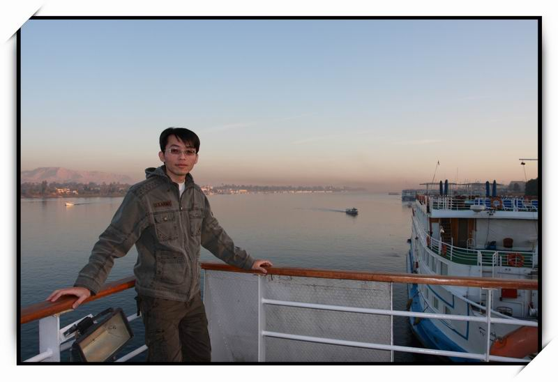 尼羅河巡航(Nile Cruise)13