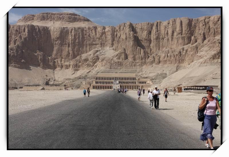 哈茲普蘇特女王祭殿(Mortuary Temple of Hatshepsut)40