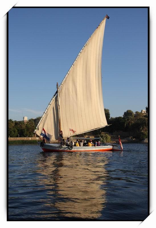 尼羅河(Nile)風帆船(Felucca Ride)18