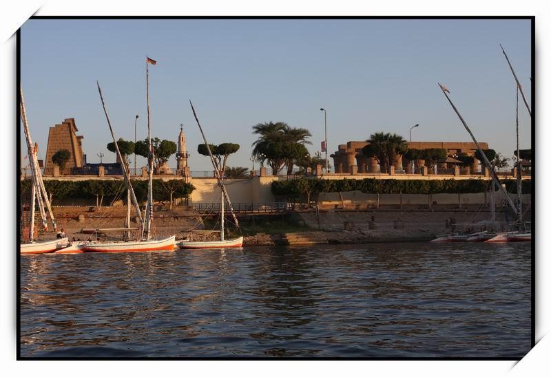 尼羅河(Nile)風帆船(Felucca Ride)19