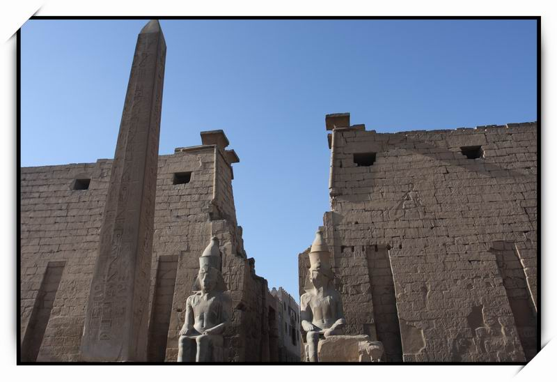 路克索神殿(Temple of Luxor)01