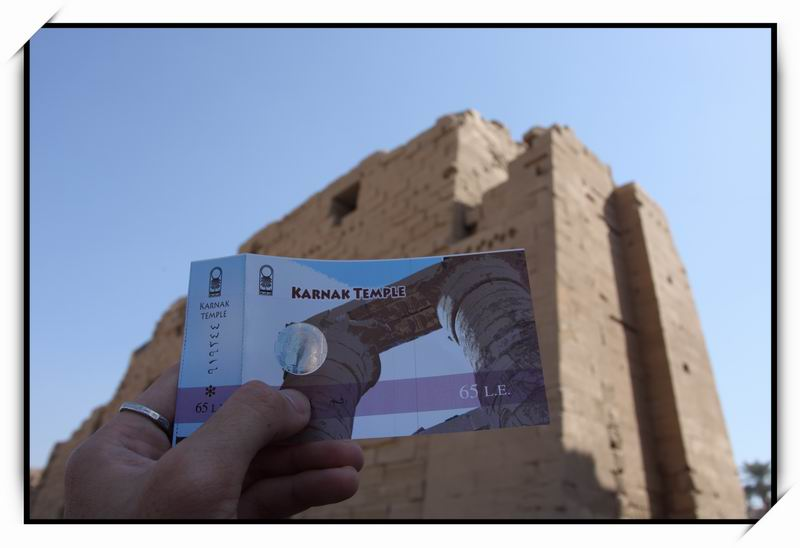 卡納克神殿(Temple of Karnak)06