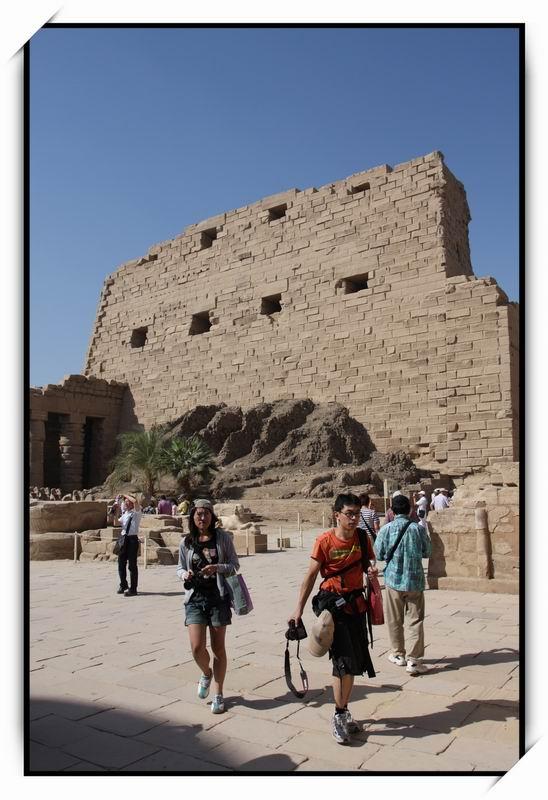 卡納克神殿(Temple of Karnak)08