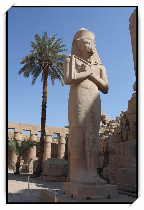 卡納克神殿(Temple of Karnak)09