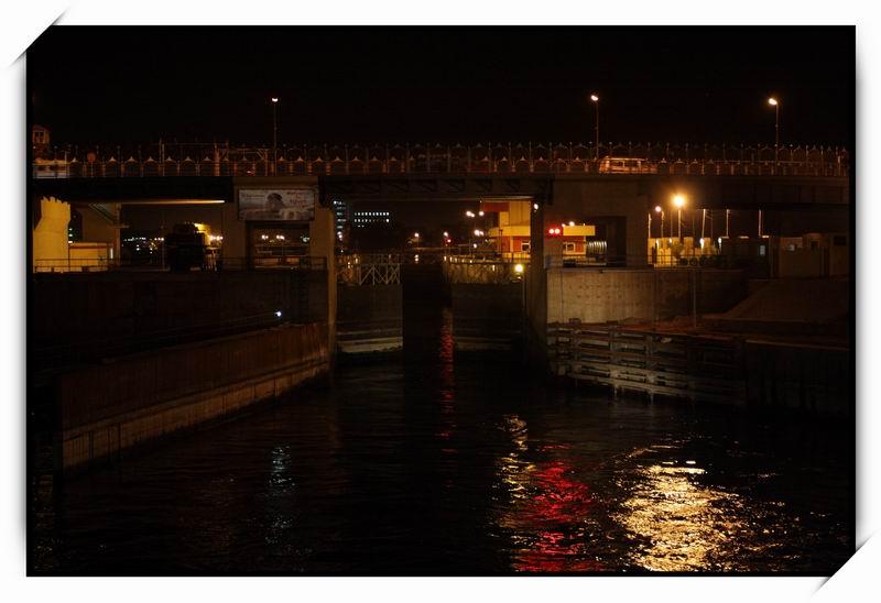 伊斯納水閘(Esna Lock)01