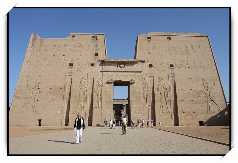 艾德芙神殿(Temple of Edfu)06