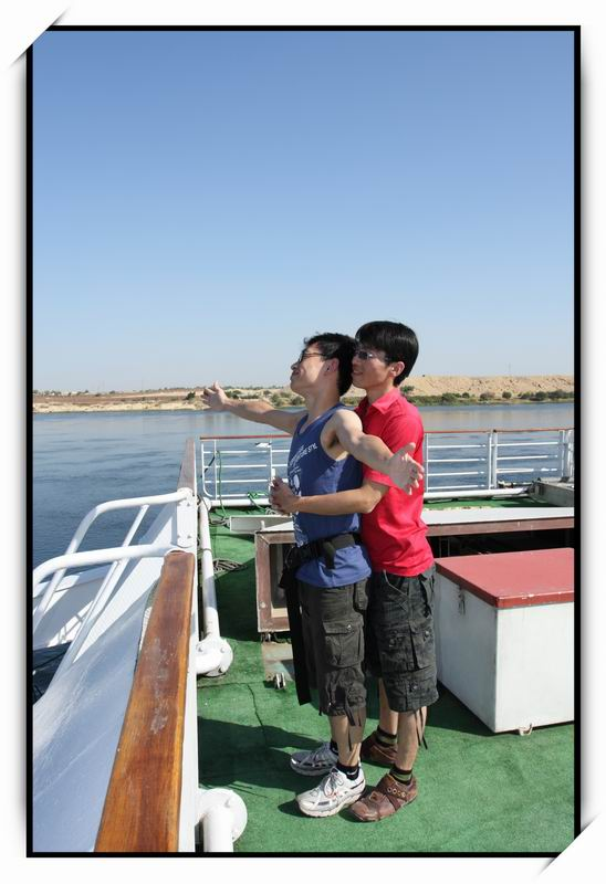 尼羅河巡航(Nile Cruise)54